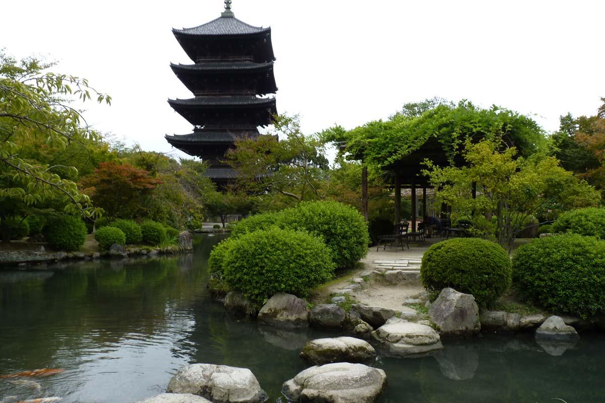 Ogród japoński. Japońska sztuka ogrodowa.